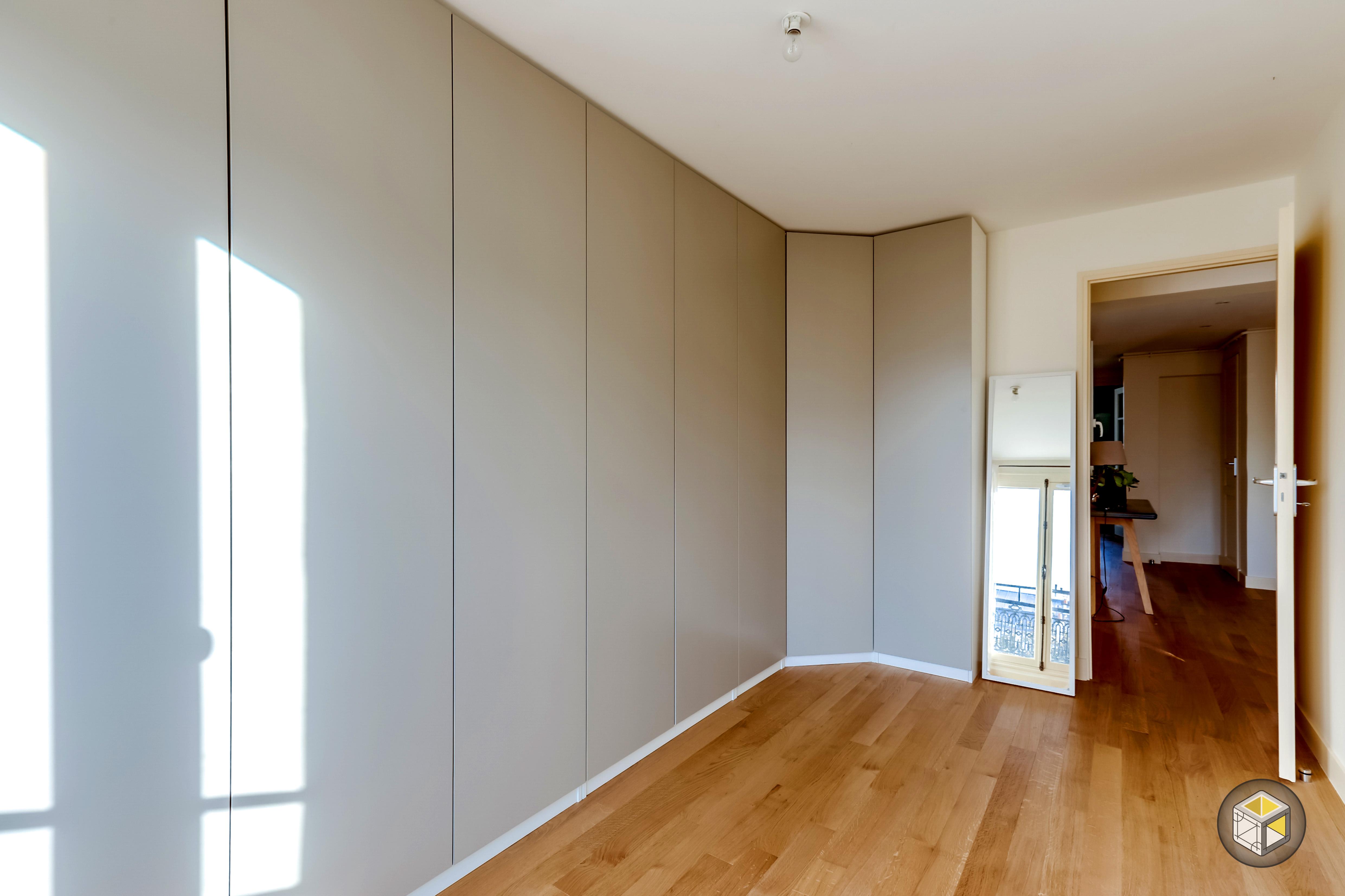 pose d 39 une cuisine et d 39 un dressing en 2 jours et demi r novateurs. Black Bedroom Furniture Sets. Home Design Ideas