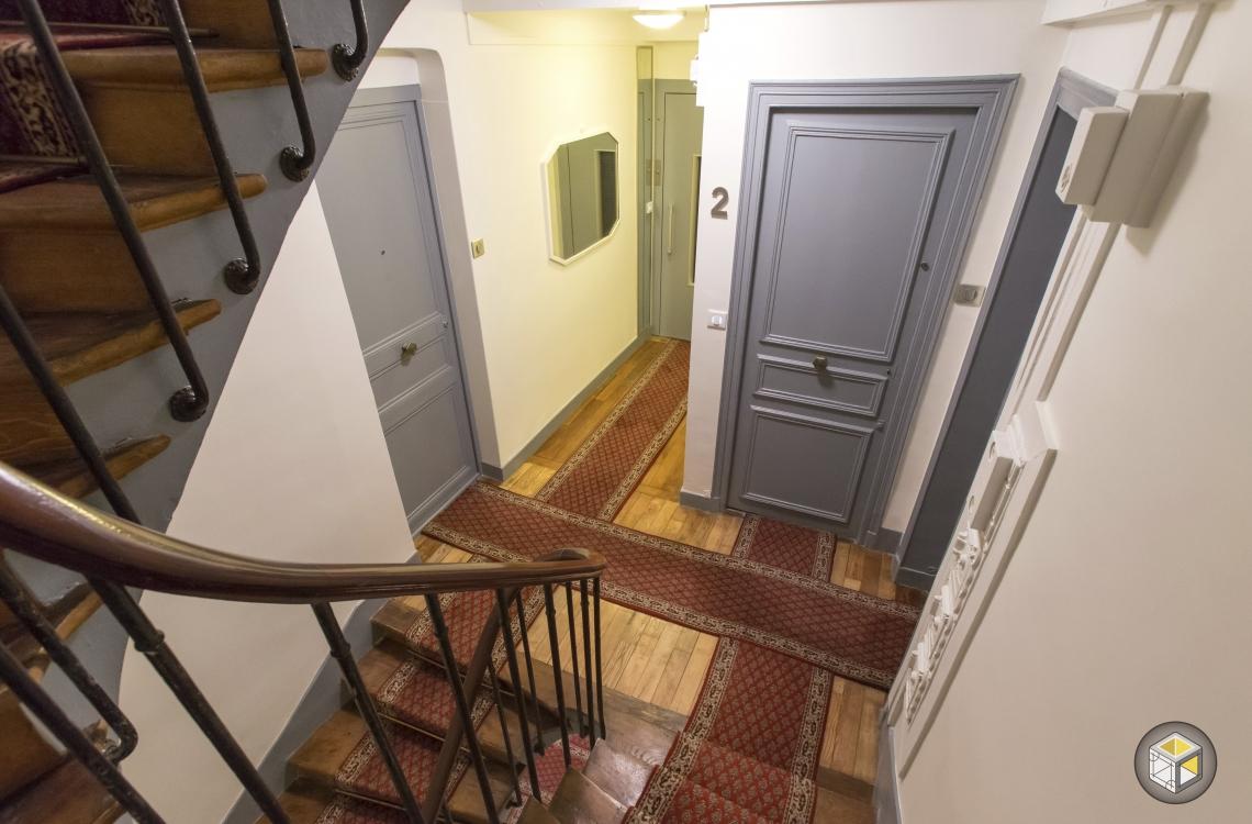 Decoration Cage Escalier Immeuble Photos D Coration Et - Deco Cage D ...