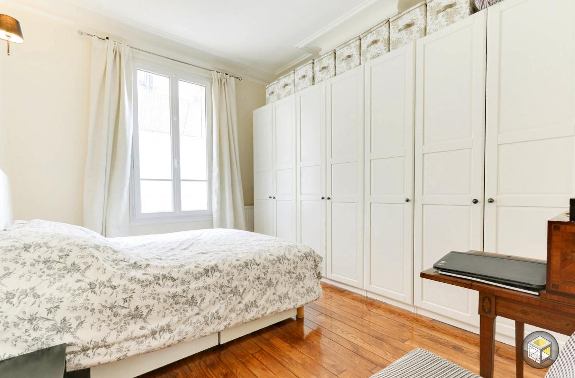 chambre dressing décoration