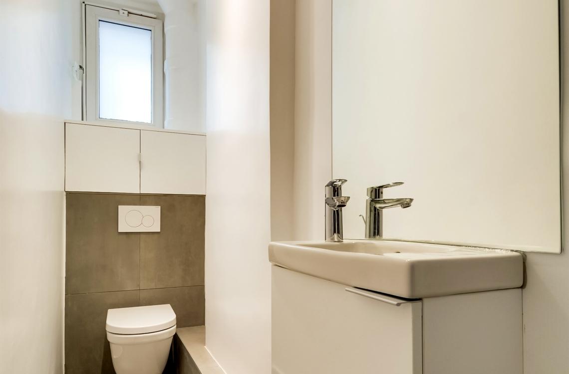 toilette sanitaire rénovation paris