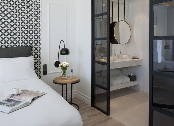 5 façons d\'intégrer une salle de bain dans votre chambre | Ré ...